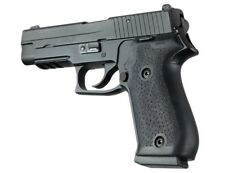 Hogue Rubber Grip for Sig Sauer P220 American 45, Black  (20010)