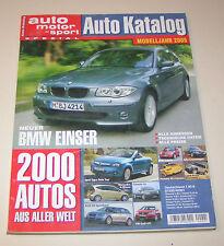 Catalogo Auto Anno Modello 2005 - No. 48