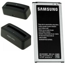 Batterie Samsung EB-BG900BBE + Station de Charge Galaxy S5 LTE Plus (SM-G901F)
