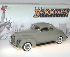 BROOKLIN MODELS BRK 204 1939 Nash Ambassador Eight 2-door Coupe, Sandbar, 1/43