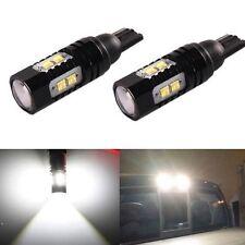 JDM ASTAR 2pc 921 912 HIGH 50W Extremely Bright White LED BackUp  Reverse Lights