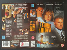 If Someone Had Known - Ivan Sergei - Promo Sample Video Sleeve/Cover #B2773