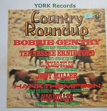 COUNTRY ROUNDUP - Various - Excellent Con LP Record Sounds Superb SPR 90044