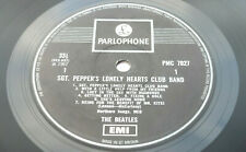 MEGARARE THE BEATLES SGT PEPPERS 1969 ONE BOX MONO Final (4th) 1960s Pressing!!!