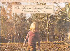 """Allman Brothers Band """"brothers and sisters"""" Mofi vinyle LP numbered sealed"""