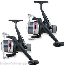 *BRAND NEW* 2 X LINEAEFFE COURSE FISHING REELS + LINE
