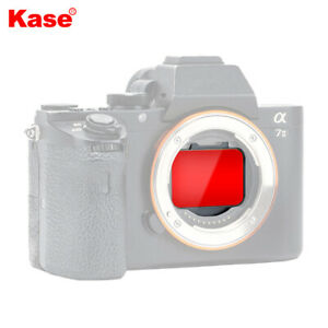 Kase Clip-in Infrared Filter for Sony Alpha Mirrorless Camera
