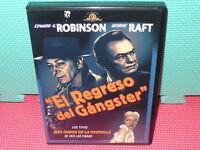 EL REGRESO DEL GANGSTER - dvd