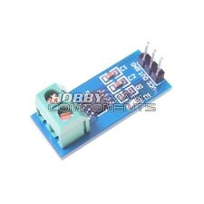 HOBBY COMPONENTS LTD ACS712TELC-05B 5A Module Current Sensor Module