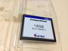 STEC compact flash 16GB  SLCF16GM2TU