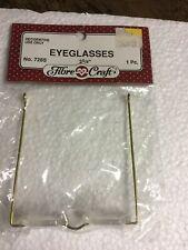 Fibre Craft Eyeblasses For Doll