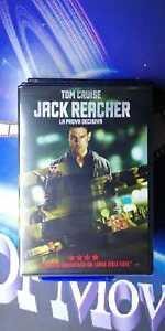 JACK REACHER - La Prova Decisiva *tom Cruise 2012-* DVD *NUOVO