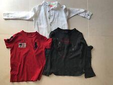 3 Ragazzi Camicia Maglione T-shirt bundle age 5 Ralph Lauren Roberto Cavalli in buonissima condizione
