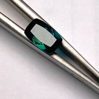 TOURMALINE INDICOLITE BLUE NATURAL MINED UNTREATED 0.76Ct MF4695