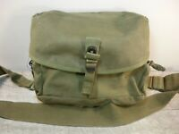 Vintage US Army USMC, Korean War, Post-WWII First Aid, Medics, Surgical Bag Pack