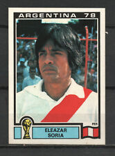 Decal/Sticker - Panini Argentina 1978 Eleazar Soria No.302