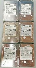 "1TB 2.5"" Toshiba Hard Drive - Various Models"