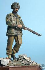 120mm WWII British Glider Pilot (Paratrooper) Wee Friends WF12005 unpainted kit