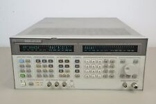 Hewlett Packard HP 8643A Synthesized Signal Generator 0.26-1030 Hz (C)(E44)