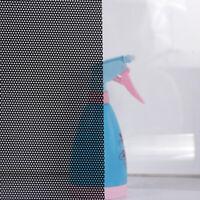6xA4 Sheet Perforated Car Window Fly Eye Headlight Film Mesh One Way Vision Wrap