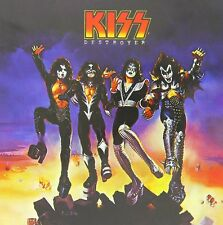 Kiss Destroyer CD NEW SEALED 1997 Remastered Beth+