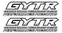 TP GYTR Sponsor Decals Stickers (2 stickers) /1036