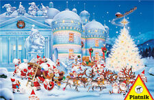 Piatnik Toy Factory Christmas Jigsaw Puzzle (1000 Pieces) - Brand New