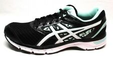 Asics Women's Gel-Excite 4 Running Shoes, Black/White/Mint size 10 M US