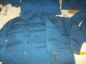 ONE The North Face Sierra Brown Label Goose Down Jacket Coat USA TNF 60/40 Large