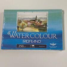 Fabriano Watercolour Postcard 250g/㎡ 20sheets 104X150mm Rough Fininsh