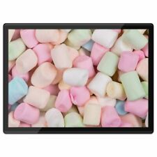 Quickmat Plastic Placemat A3 - Marshmallow Sweets Teenager  #12988