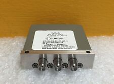 Agilent (HP-Keysight) 33311-60045, DC to 4 GHz, SMA, 1 Watt, SPDT Coaxial Switch