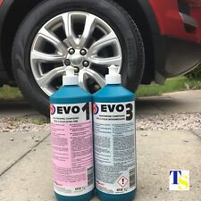 Autosmart EVO 1 & EVO 3 (Compounds to remove scratches, scuffs etc TRADE 1L