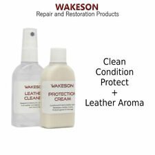 Leather Cleaner & Conditioner Furniture Care Kit with leather aroma 50ml