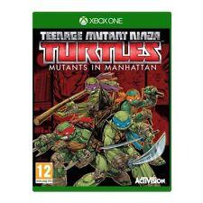Teenage Mutant Ninja Turtles Activision Video Games PEGI 12 Rating