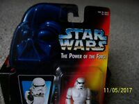 1995 Kenner Tonka Star Wars Power Of The Force Stormtropper NEW In Pkg