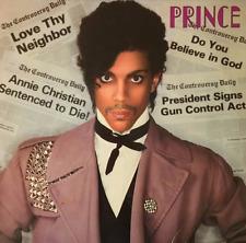 Prince-Controversy (LP) (EX/G + +)