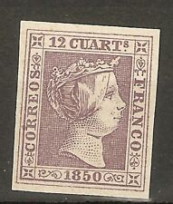 1850 EDIFIL 2**   FALSO
