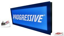 Progressive Signs,Insurance Sign,LED Light box Sign
