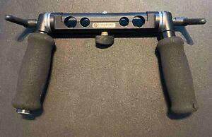Ronford Baker moose bars 19mm 15mm rods camera hand grips