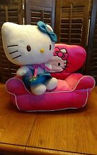 Hello Kitty Plush with Build a Bear Chair