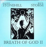 RANDY STONEHILL / BUCK STORM - BREATHE OF GOD II (*NEW-CD, 2015) Xian Psych Folk