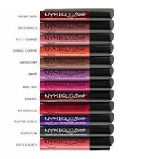 NYX Liquid Suede Cream Lipstick - LSCL - Choose Your Color - New Sealed