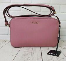 DKNY Camera Bag Crossbody Handbag Cameron Rose Colour New with Tag (R82E1597)