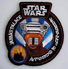 Star Wars - Jabba´s Palace - Boushh - Uniform Aufnäher zum Aufbügeln - neu