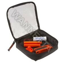 Easton Archery Essentials 8 Piece Tool Kit with Velcro Attaching Zippered Case