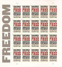US 4721 Emancipation Proclamation forever sheet MNH 2013
