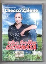54106 DVD - Checco Zalone - Che bella giornata - 2011  (sigillato)