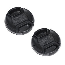 2pcs 40.5mm Snap-on Replacement Camera Lens Cap for Sony NEX 5RL/6L/3NL/A6000L