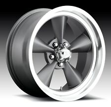 17x8 Us Mag Standard U102 5x4.75 et1 GunMetal Matte Wheels (Set of 4)